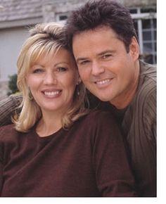 donny and debbie osmond photos   Donny Osmond Wife