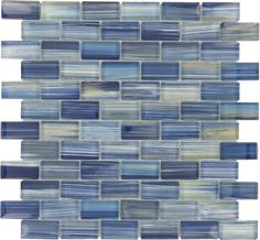 Daltile Fanfare Serenade Stained Glass Mosaic F Memphis Blues - Daltile memphis