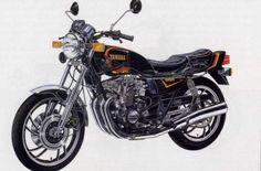 XJ 550, 1981