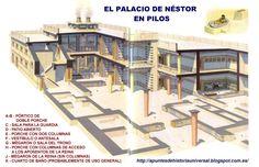Reconstrucción Palacio de Pilos