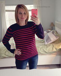 Stitch Fix - Lizzy Colorblock Striped Sweater > https://stitchfix.com/referral/3082451