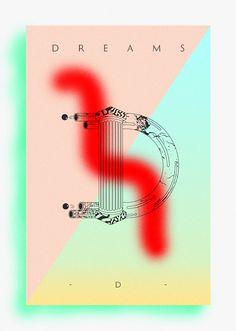 Dreams Prints Series - OCULTO