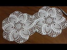 Hexagon Crochet Pattern, Crochet Table Runner Pattern, Irish Crochet Patterns, Filet Crochet Charts, Crochet Motif, Baby Knitting Patterns, Crochet Designs, Crochet Doilies, Crochet Videos