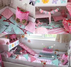 Inspirationally creative ways to decorate your furry pets home! Indoor Guinea Pig Cage, Guinea Pig House, Pet Guinea Pigs, Guinea Pig Care, Diy Guinea Pig Toys, Indoor Rabbit, Pet Pigs, Diy Bunny Cage, Pig Habitat