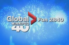 Global Winnipeg turns 40 with a flashback playlist Global News, 40 Years, Neon Signs, Community, Songs, Fun, Song Books, Hilarious