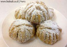 מעמול - בישולי Israeli Desserts, Israeli Food, Personal Recipe, No Bake Cookies, Mini Cakes, Four, Holiday Recipes, Muffin, Bread