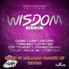 "Check out ""Wisdom Riddim ( di kemys records 2013) Mixed By MELLOJAH FANATIC OF RIDDIM"" by Mellojah FANATIC OF RIDDIM on Mixcloud"