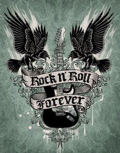 Rock n Roll Forever - Rock n Roll Will Never Die