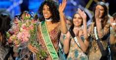 Raissa Santana, do Paraná, eleita Miss Brasil 2016