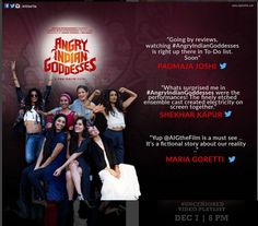 Wonderful #reviews from some wonderful people...  #AngryIndianGoddesses