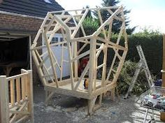 crooked playhouse - Google Search