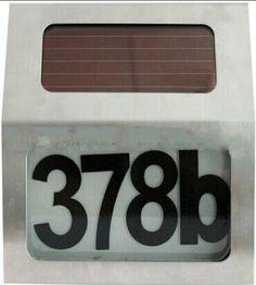 Q20ag Solar House Door Number Indicator Doorplate Lights ... https://www.amazon.com/dp/B00LE5R0F8/ref=cm_sw_r_pi_dp_R9GCxb5TR79MT