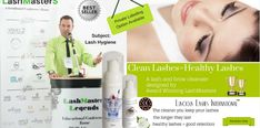 Foam Eye Cleanser - Clean your Lashes Brows, Lashes, Cleanser, Shampoo, Eye, Eyebrows, Eye Brows, Eyelashes, Cleaning Agent