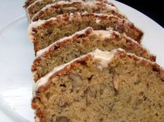 Make and share this Pecan Maple Loaf recipe from Genius Kitchen. Holiday Bread, Christmas Bread, Christmas Cookies, Christmas Appetizers, Loaf Recipes, Quick Bread Recipes, Scone Recipes, Yummy Recipes, Dessert Recipes