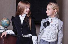 Школьная форма: фото и идеи / Модные дети / ВТОРАЯ УЛИЦА