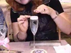 Мастер-класс свадебные бокалы своими руками.mpg - YouTube