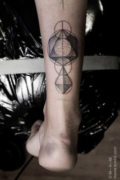 Maxime Buchi tattoo