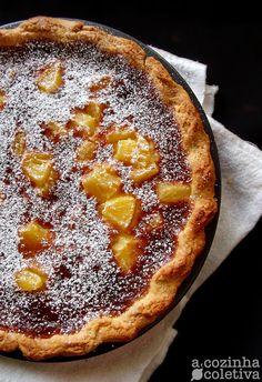 A Cozinha Coletiva: Torta de Abacaxi