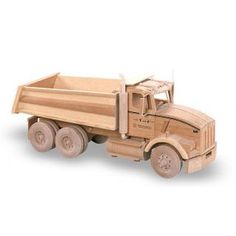 PATTERNS & KITS :: Trucks :: 58 - The Dump Truck -