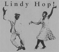 The Lindy Hop of the 1940's
