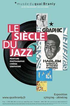 Exposition Le Siècle du Jazz - Musée du Quai Branly