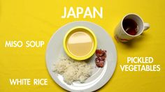 What Do People Eat For Breakfast Across The World??ref=pinp nn Strangely, one of the most obvious ways to see the differences between cultures worldwide is to see what they eat to start of their days. Below, BuzzFeed have created 17 breakfasts from around the world: http://www.youtube.com/watch?v=ry1E1uzPSU0 What Does the World Eat for Breakfast? |...
