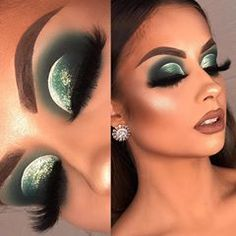 Unique API key is not valid for this user. to cut crease cut crease Makeup Eye Looks, Eye Makeup Tips, Makeup Goals, Glam Makeup, Eyeshadow Makeup, Makeup Art, Beauty Makeup, Glitter Eyeshadow, Eyeshadow Pans