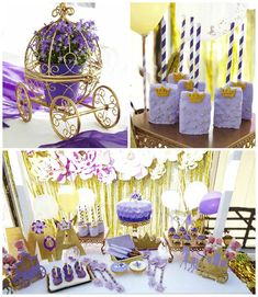 Sofia the First Birthday Party via Kara's Party Ideas KarasPartyIdeas.com #sofiathefirst #sofiathefirstparty #princessparty (3)