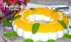 Portakallı Muhallebi Tarifi nasıl yapılır? Portakallı Muhallebi Tarifi'nin malzemeleri, resimli anlatımı ve yapılışı için tıklayın. Yazar: Beyhan'ın Mutfağı