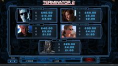 TERMINATOR 2 Cyberdyne Systems Model 101 has a new mission. And it's going to be every inch the blockbuster. Expect sparks to fly in this spectacular five-reel, 243 ways-to-win online slot.You can find it at CasinoRewardsGroup. Win Online, Online Casino, John Connor, System Model, Slot, Games, Gaming, Game