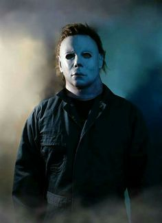 These coveralls are a beautiful version of the coveralls worn by Michael Myers in the 2018 hit film Halloween. Every pocket, every stitch, every button, every zipper from the screen-used coveralls is represented. Halloween Film, Halloween Pictures, Halloween Horror, Happy Halloween, Halloween Quotes, Slasher Movies, Horror Movie Characters, Horror Villains, Monster Party