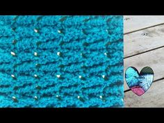 Crochet stitches: free tutorials offered by Lidia Hook Knitting Vanessa Montoro, Lidia Crochet Tricot, Stitch Patterns, Crochet Patterns, Crochet Stitches Free, Crochet Videos, Crochet Cardigan, Le Point, Cardigans For Women