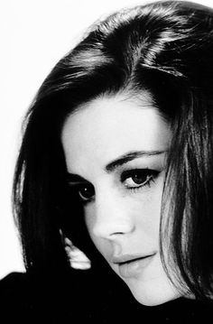 """""""I've been terrified of the water, and yet it seems I'm forced to go into in on every movie that I make."""" Natalie Wood."""