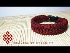 Fishtail Paracord bracelet tutorial (best tutorial I've found on this weave).