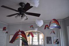 rainbow decor