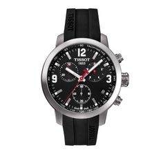 Tissot PRC200 Gents Chronograph Watch. - Geeves Jewellers - suppliers of watches and jewellery, London