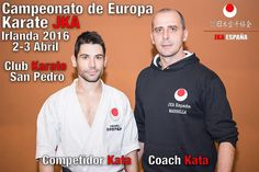 KARATE DAVID • Budokan Sevilla : El Club Karate de San Pedro de Marbella (Málaga) participará en el campeonato europeo de esta disciplina en Dublín