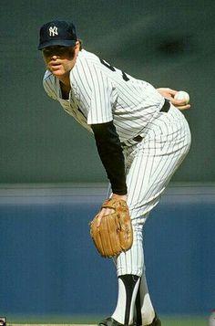 Goose Gossage / New York Yankees Go Yankees, Yankees News, New York Yankees Baseball, Famous Baseball Players, Mlb Players, Baseball Star, Baseball Photos, Sports Photos, Baseball Cards