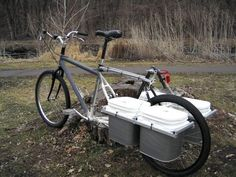 Diy-longtail. Bike extension - For more great pics, follow www.bikeengines.com
