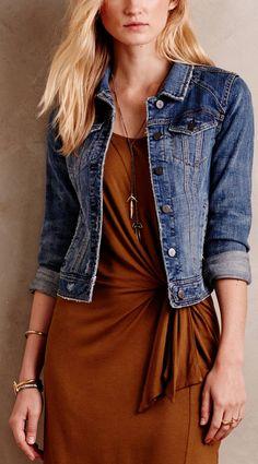 Jean jacket love