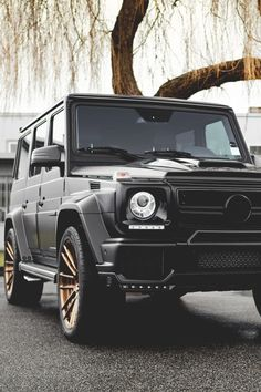 mistergoodlife: G63 Brabus ║ Via ║ Goodlife; Black & Gold