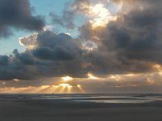 Beleef het strand van Terschelling vanuit een landrover http://www.mooi-weer.nl