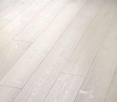 Timberwise lehtikuusi Snow White, harjattu, valkovahattu, 15x185x2500mm