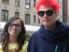 Gerard Way's Fashion Choices: A Picspam, Primer, and Plethora of Ponchos - Almost Lover