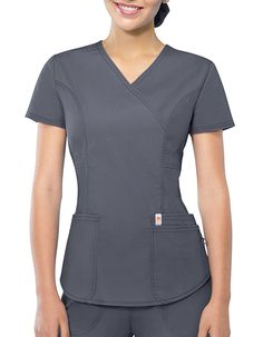 Discover recipes, home ideas, style inspiration and other ideas to try. Healthcare Uniforms, Medical Uniforms, Work Uniforms, Scrubs Outfit, Scrubs Uniform, Spa Uniform, Stylish Scrubs, Medical Scrubs, Nursing Scrubs