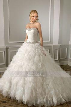 52 Super Ideas For Wedding Dresses Strapless Elegant Ball Gowns Mori Lee Wedding Dress, Wedding Dress Organza, Wedding Dress Train, Luxury Wedding Dress, 2015 Wedding Dresses, Classic Wedding Dress, Wedding Dress Sizes, Gorgeous Wedding Dress, Bridal Dresses
