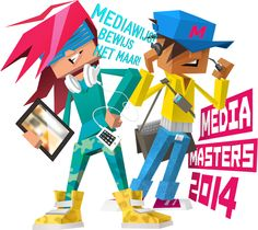 hét mediawijze spel voor groep 7 en 8 tijdens de week van de Mediawijsheid