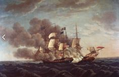Becoming Old Ironsides: USS Constitution vs. HMS Guerriere