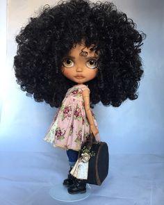 ' Lola' ~ Custom Blythe Doll by LoveLaurie