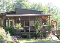 Trash to Treasure - The Ultimate Green Mobile Home - Mobile and Manufactured Home Living